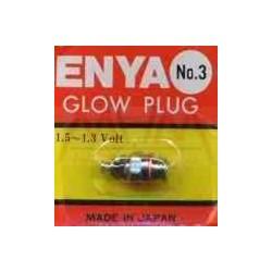Enya-Kerze Nr.3 /  2,5A
