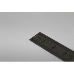 Schlitzschraube M 1 x 3mm (10)