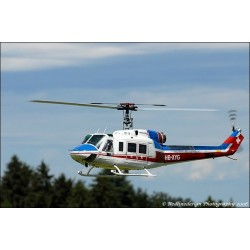 Bell 214 Big Lifter Rumpf