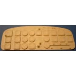Instrumentenplatte