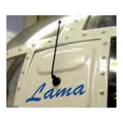 Antenne mit Aufnahmesockel...