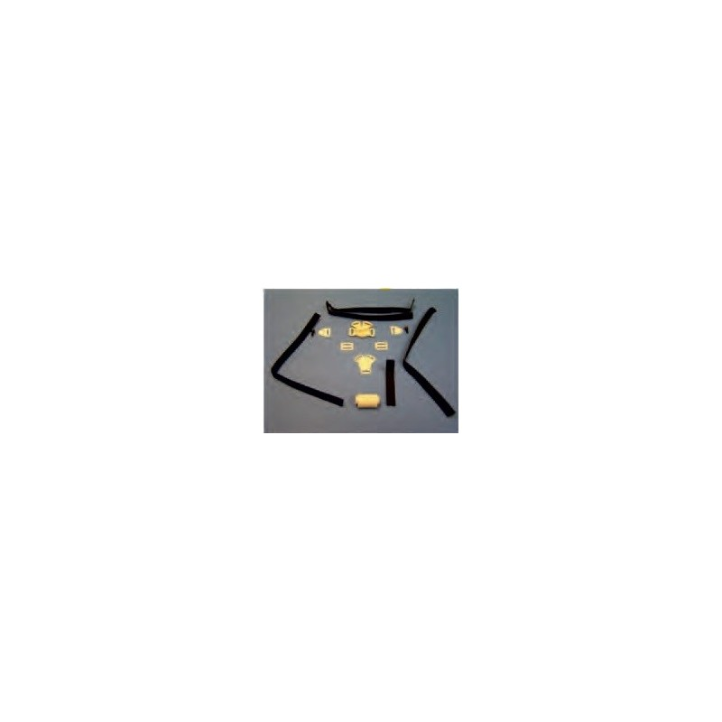 sicherheitsgurt bausatz bk117 ec 135 145 fertigungsgrad. Black Bedroom Furniture Sets. Home Design Ideas