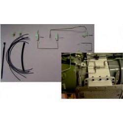 Turbinenatrappe Kabel und...
