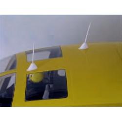Antennenatrappe, zu BO 105