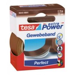 TESA Gewebeband 19mm, Schwarz