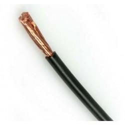 Silikonkabel 1,50mm2 schwarz