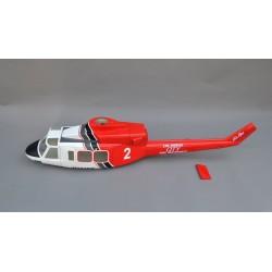 Bell 412 Huey, LA Fire...
