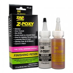 Z-POXY Finishing Resin, 118ml