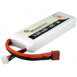 BRAINERGY LiPo 11,1V 3300 mAh