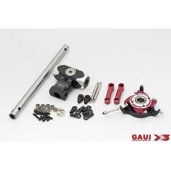 GAUI X7 Rotor head upgrade...