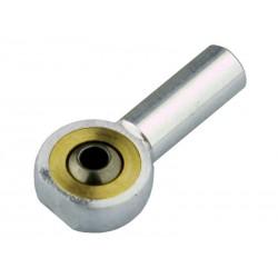 Kugelgelenk M2.5 Aluminium