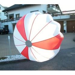 Wettkampf-Fallschirm...