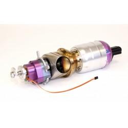 JetCat SPT-10-RX Turboprop