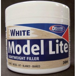 Model Lite White 240ml