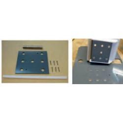 Magnetbefestigung für Sitze