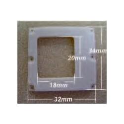 ZBR01311 Bildschirm 34 x 32mm
