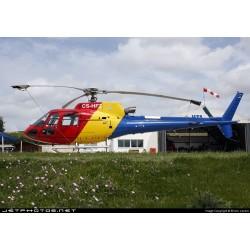 AS350 Ecureuil, CS-HFZ,...