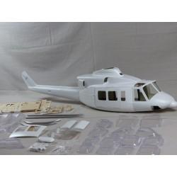 Bell 412 Huey, grundiert,...