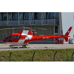 AS350 Ecureuil, REGA, 720/90er