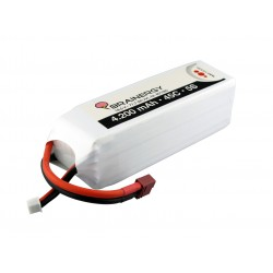 BRAINERGY LiPo 18,5V 4200 mAh