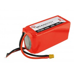 BRAINERGY LiPo 22,2V 16000 mAh