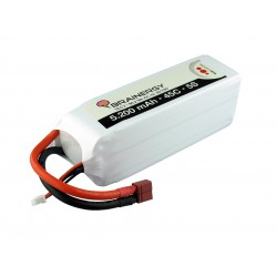 BRAINERGY LiPo 18,5V 5200 mAh