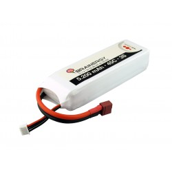 BRAINERGY LiPo 11,1V 5200 mAh