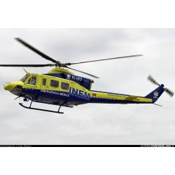 Bell 412 Huey, EC-HFD,...