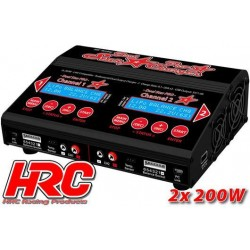 Dual-Star PRO Charger - 2x...