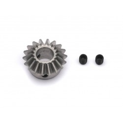 Bevel gear 6 mm, 18-tooth