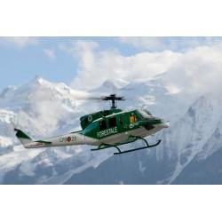 Bell 212 1:6 - Rumpfbausatz