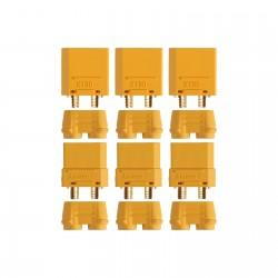 XT90 3x Plug 3x Socket