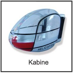 RC-3427 Kabine